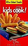 Kids Cook After School Snacks