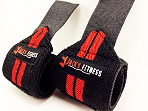 BEST Wrist Wraps for Lifting-Crossfit-Great Wrist Support-Weightlifting Gear-Kettle Bell-Bench Press-Body Building- Best Boxing Guards-Heavy Duty Power Training Wrap-Thumb Loop-No Slip-One Size Support-Stop Wrecked Wrists-ZipTight Wrist Wraps are Sold Exclusively by Jack's Fitness - Ultimate Lifetime Guarantee