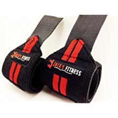 Best Wrist Wraps for Weightlifting-Lifetime Guarantee- Great Brace Support-Weight... by Jack