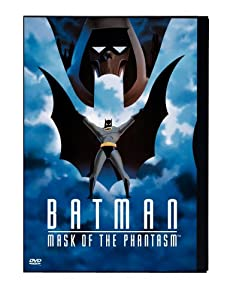 Batman: Mask of the Phantasm (Widescreen/Full Screen)