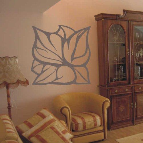 Imagen 2 de Etiqueta de la pared e88 Bastante Hojas sí enredan 120x119 cm