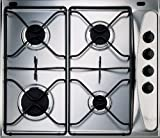 WHIRLPOOL AKM 260 IX Stainless Steel Gas Hob with 4 burners