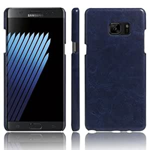 Americhome TM BACK COVER FOR Samsung galaxy s 6 edge (Blue)