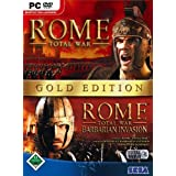 "Rome: Total War - Gold Edition inkl. Barbarian Invasionvon ""Sega"""