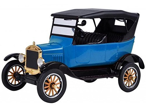 Motormax 79319 1925 Ford Model T Touring Blue 1/24 Diecast Model Car (Ford Model T compare prices)