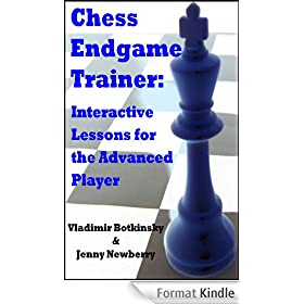 Chess Endgame Trainer: Interactive Lessons for the Advanced Player (English Edition)