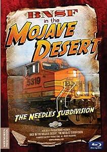 BNSF in the Mojave Desert-Train Blu-Ray