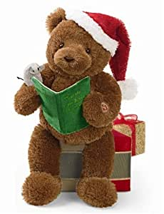 Gundfun 16.5-Inch Storytime Bear with Sound & Motion