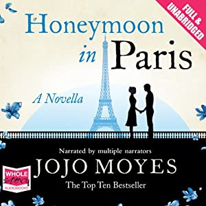 Honeymoon in Paris Audiobook