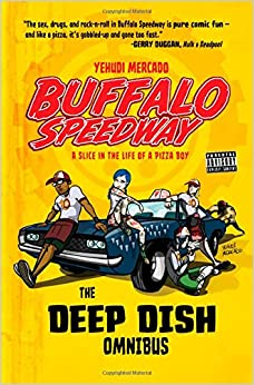Deep Dish Omnibus: Yehudi Mercado: 9780692225295: Amazon.com: Books