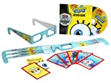 51E2OIU5EDL. SL160  Nickelodeon SpongeBob Squarepants 3D DVD Game