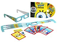 Nickelodeon SpongeBob Squarepants 3D DVD Game