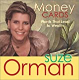 Money Cards: Words That Lead to Wealth (1561708984) by Orman, Suze
