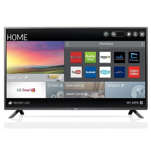 LG Electronics 50LF6100 50-Inch 1080p Smart LED TV (2015 Model)