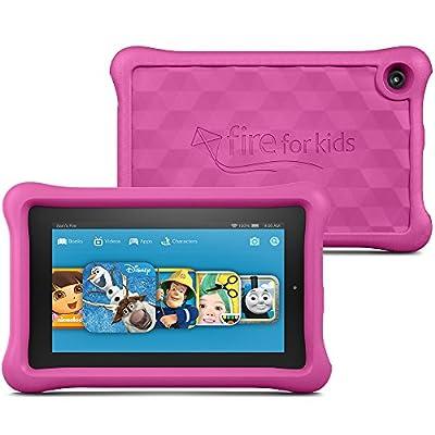"Fire Kids Edition Tablet, 7"" Display, Wi-Fi"
