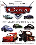 Ultimate Sticker Book: Cars (Ultimate Sticker Books)