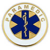 Paramedic Star of Life and Rod of Asc…