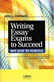img - for Writing Essay Exams to Succeed (Not Just to Survive) book / textbook / text book