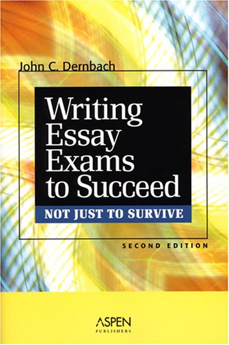 writing the essay exam