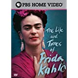 Life & Times of Frida Kahlo [Import USA Zone 1]par Lila Downs