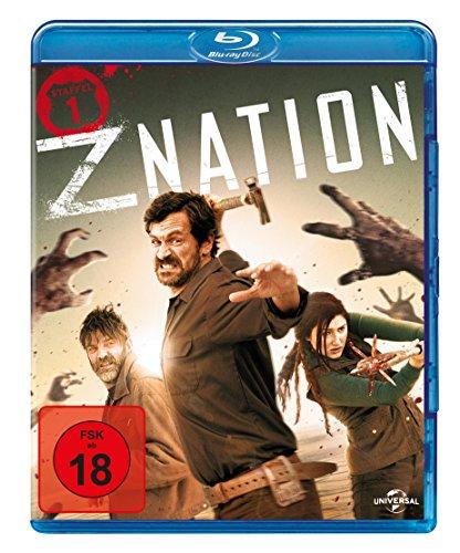 Z Nation - Staffel 1 [Blu-ray]