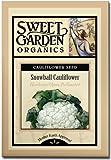 Snowball Cauliflower - Heirloom Seeds