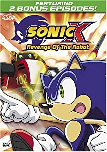 Amazon.com: Sonic X, Vol. 7: Revenge of the Robot: Jason Griffith