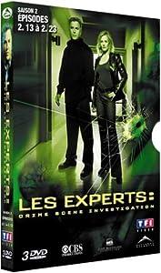 Les Experts : Saison 2, Partie 2 - Édition 3 DVD