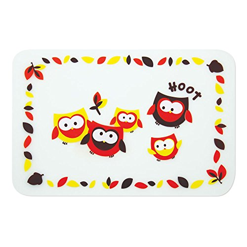 Bumkins Silicone Placemat, Owl