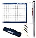 Park & Sun Tournament Telescopic Volleyball Net