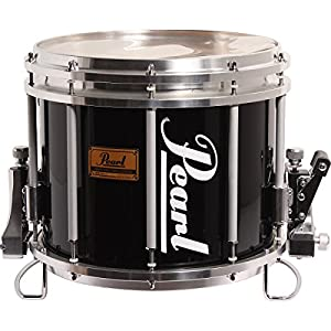 pearl championship snare drum midnight black 13x11 musical instruments. Black Bedroom Furniture Sets. Home Design Ideas