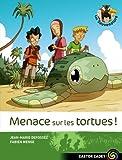Les Sauvenature, Tome 2 : Menace sur les tortues !
