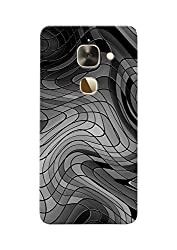 100 Degree Celsius Back Cover for Letv Le 2 (Designer Printed Multicolor)