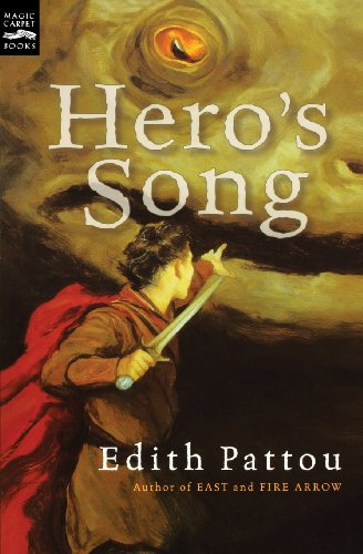 Cover of Hero's Song: The First Song of Eirren
