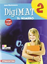 Digimat. Per la Scuola media. Con CD-ROM: DIGIMAT 2 ARIT+GEOM+INV +CD