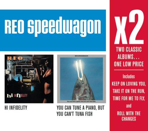 REO Speedwagon - X2 [Hi Infidelity/You Can Tune - Zortam Music
