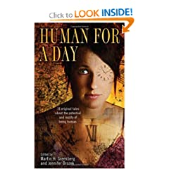Human for a Day by Martin H. Greenberg and Jennifer Brozek