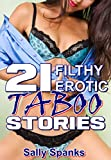 TABOO EROTICA: MASSIVE HOT 21 BOOK TABOO MEGA BUNDLE (Older Man First Time Romance Erotica) PLUS Bonus Lesbian Taboo Story from Lyndsay Licke!!!