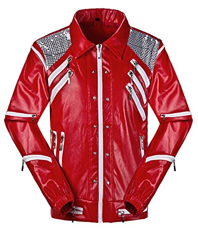 Michael Jackson Costume Beat It Leather