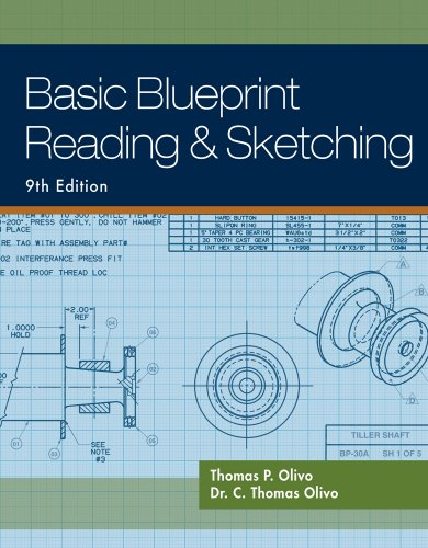 Basic Blueprint Reading and Sketching - Cengage Learning - 1435483782 - ISBN:1435483782