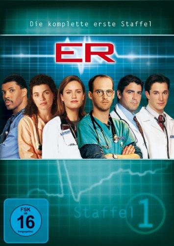 ER - Emergency Room, Staffel 01 [4 DVDs]