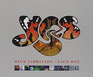 High Vibration [Sacd Box]