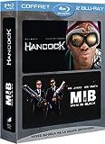 echange, troc Will Smith : Hancock / Men in black - coffret 2 Blu-ray [Blu-ray]