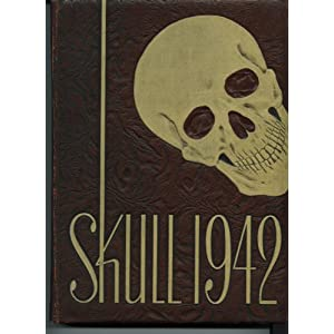 The 1942 Skull. Published the Senior Class Yearbook Temple University School of Medicine Philadelphia, Pennsylvania