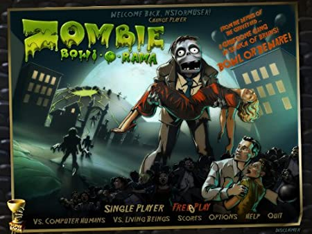 Zombie Bowl-O-Rama [Download]