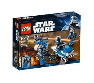 Lego Star Wars - 7914 - Jeu de Construction - Mandalorians Battle Pack