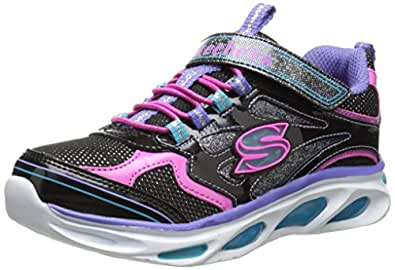 clothing shoes jewelry girls shoes athletic running. Black Bedroom Furniture Sets. Home Design Ideas