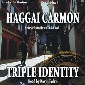 Triple Identity Hörbuch