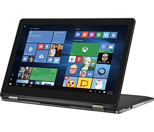 2016 NEW Edition Dell Inspiron 15 7000 Series 2-in-1 Convertible Full HD Touchscreen Laptop / Tablet, 6th Gen Intel Core i5-6200U, 8GB DDR3, 500GB HDD, HDMI, Backlit Keyboard, Windows 10,Black (Natural Keyboard 7000 compare prices)