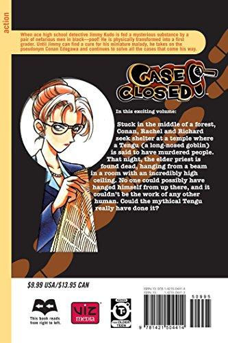 CASE CLOSED GN VOL 11: v. 11